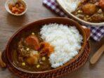 resep nasi kari ayam ala jepang