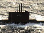 kapal selam KRI nanggala-402