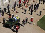Pemakaman Pangeran Philip